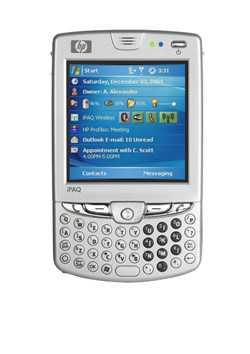 hp iPAQ hw6915 Smartphone
