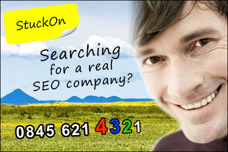 StuckOn - SEO company based in Cheshire