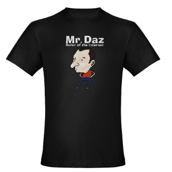 Mr Daz T Shirts