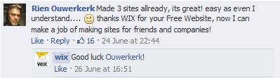 Wix web designers